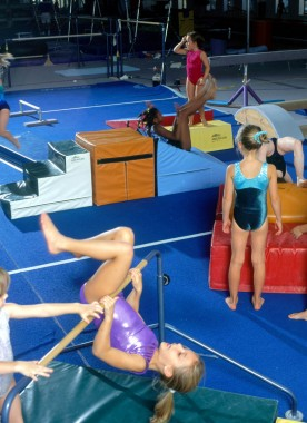 summer camp at excalibur gymnastics in virginia beach
