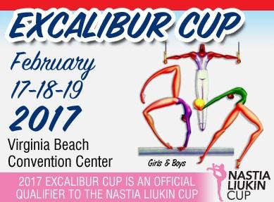 excalibur cup nastia liukin qualifer