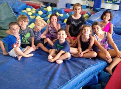gymnastics kids virginia beach