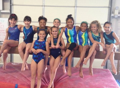 gymnastics girls virginia beach