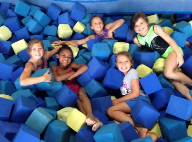 tumbling class virginia beach